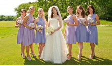 How to Pick a Bridesmaid Dress