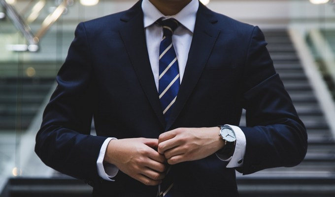 Suit and Tie Combinations - Main Rules