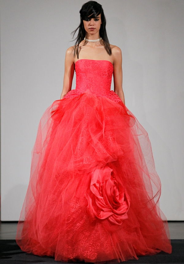 Beautiful Pink Dresses for Wedding