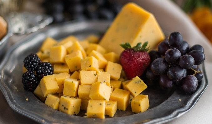 Yogurt-and-cheese